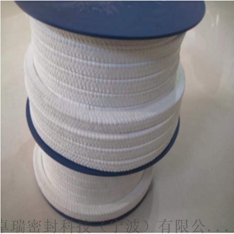 慈溪卓瑞密封生產國家標準四氟盤根