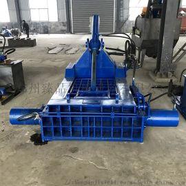 160吨液压废铝废铜金属废料卧式压块机