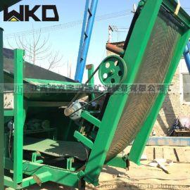 广东筛沙机厂家 振动筛分设备 50筛沙机一小时产量