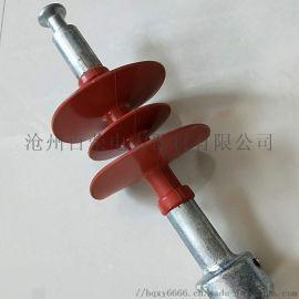 高压线路棒形悬式复合硅胶绝缘子生产销售厂家