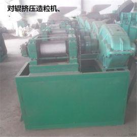 复合肥造粒生产线设备 造粒机生产线与磨具 硫酸镁钾肥对辊挤压造粒机