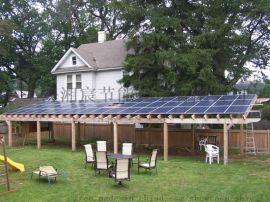 家用太阳能光伏发电工程系统设备