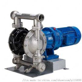 进口不锈钢电动隔膜泵(欧美**品牌)美国KHK