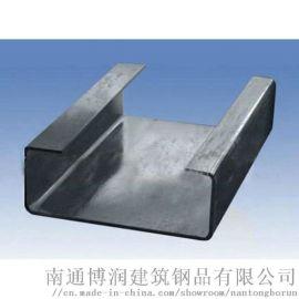 供應上海C型鋼 冷彎C型鋼可烤漆