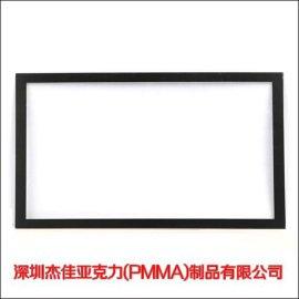 丝印厂家供应 视窗面贴 塑料铭牌 亚克力 pvc面板贴膜 操作面板