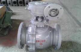 Q940F-16C-dn80电动偏心半球阀