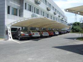 七字型pcv1100克,膜结构停车棚