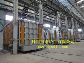 [  品质.输送全球]供全纤维台车炉