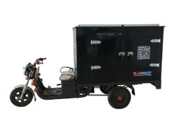 全速 QS18024V-LD 电动三轮车 冷链配送车 免费提供物流系统