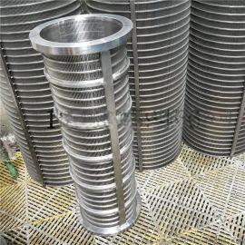 不锈钢304绕丝筛管 工厂实验沙粒过滤 裁板机筛网 高强度厂家直