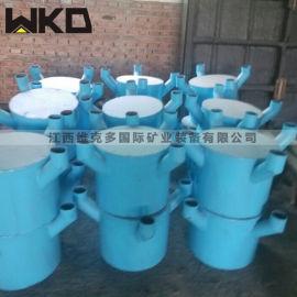 福建供应洗煤矸石溜槽选矿设备 尾矿回收螺旋溜槽