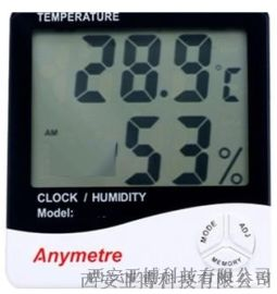 西安供應 室內外數顯溫溼度表15591059401
