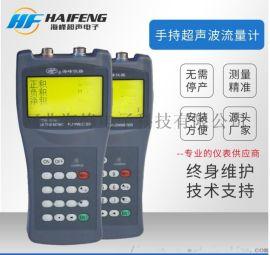 **手持式TDS-100H-A超声波流量计