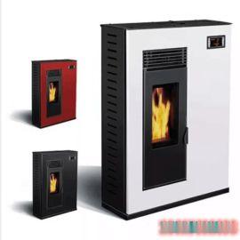 生物质颗粒家用暖气地暖环保燃料做饭全自动智能取暖炉