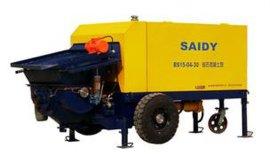 细石混凝土泵 (BS10A/BS15A)
