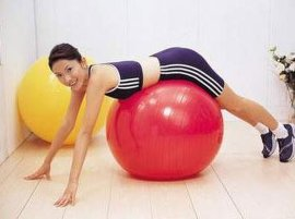 瑜珈球(YJ1001)