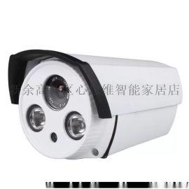安防监控弱电百万高清网络摄像机