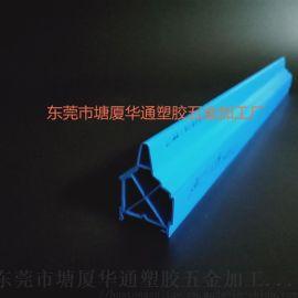 PVC抗UV异型材 PVC硬质异型材 pvc异型材