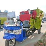 TMR飼料粉碎攪拌機多用途飼料撒料車