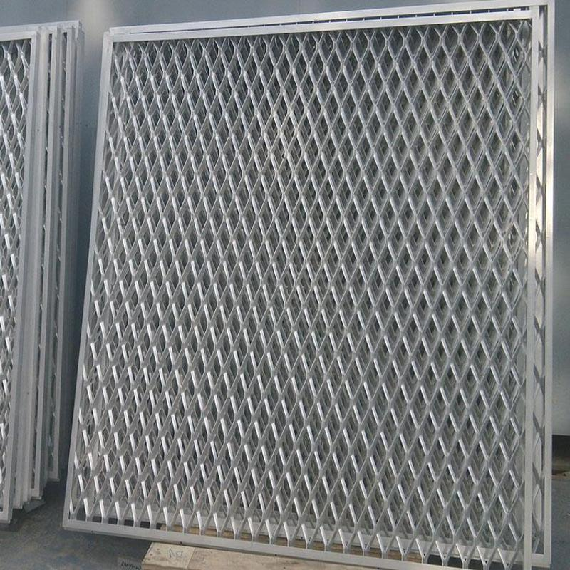 铝板网 装饰网 铝丝网