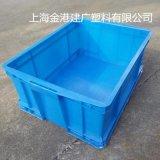 供应 500-380-220塑料周转箱  仓储物流塑料箱 高压聚乙烯周转箱