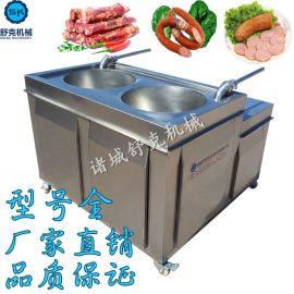 腊肠红肠粉肠灌肠机是用于各种肠制品灌装全自动液压不锈钢灌肠机