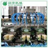 润宇机械碳酸饮料皇冠盖灌装机生产线,碳酸饮料玻璃瓶罐装生产线