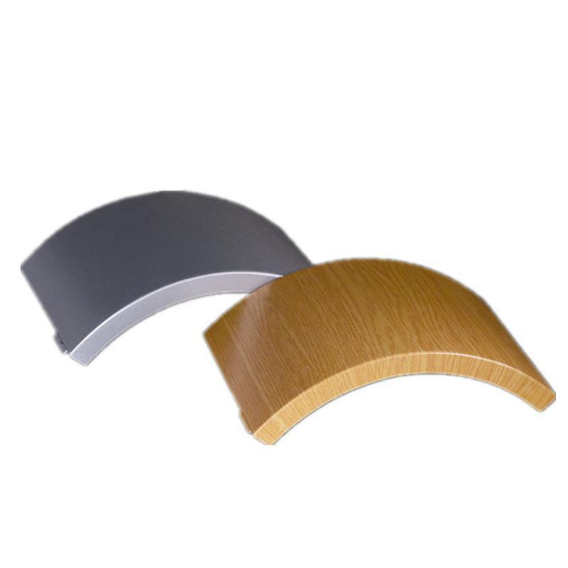 非尺規寸定做包柱鋁單板2.5mm氟碳鋁單板幕牆