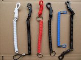 塑胶弹簧绳,手机弹簧绳,弹簧挂绳。