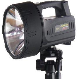55W强光充电远程氙气探照灯40AH锂电照明8-9小时夜钓户外照明狩猎