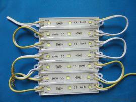 贴片三灯模组、广告模组、高亮5730发光模块