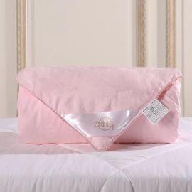御丝坊丝绸制品粉色佳人蚕丝被