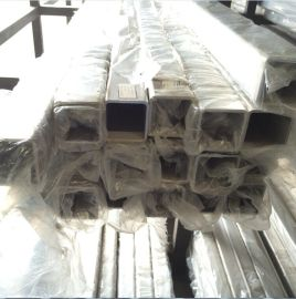 福建316L不锈钢拉丝管 厦门拉丝不锈钢方管 316不锈钢圆管