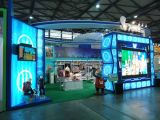 供应动漫展展台设计搭建一条龙服务
