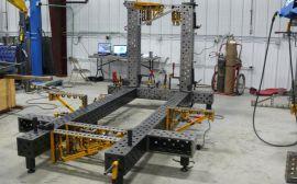 中德焊邦D16/D28多种规格焊接工装夹具
