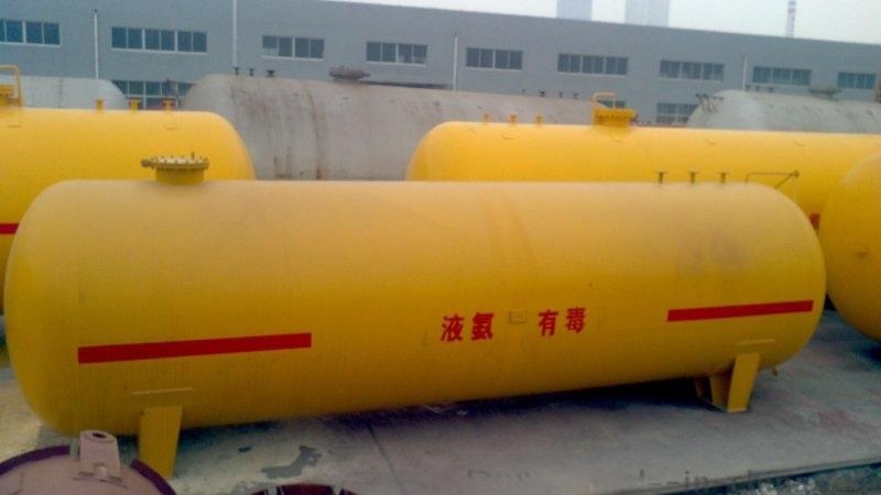 5-200立方卧式液氨储罐