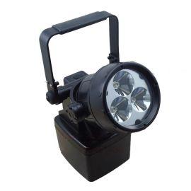 轻便式多功能强光灯 手提式探照灯 LED防爆工作灯