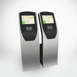 德立達科技停車場專用車位反向查詢機PGS-511