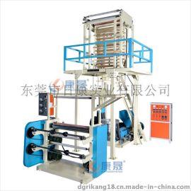 供应高低压塑料薄膜袋吹膜机,人工少产能高