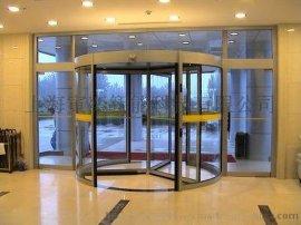 苏州姑苏区两翼三翼手动自动旋转门安装维修维保上门量尺寸
