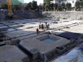 地下室防水施工 地下室防水做法 地下堵漏