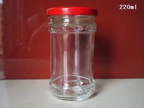 開發定製玻璃醬菜瓶,廠家直銷玻璃醬菜瓶