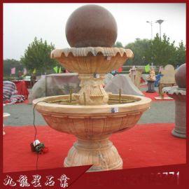 石雕风水球 石材风水球 风水球设计制作 风水球雕刻 惠安石雕