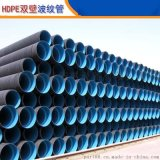 HDPE雙壁波紋管材