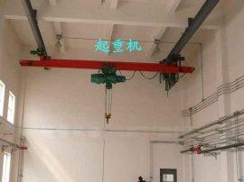 亚重单梁LDA电动单梁起重机 起重量1t,跨度19m(不含电动葫芦),地操