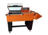濟南沃發牌FM-5540 二合一收縮機