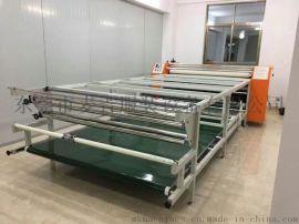 厂家直销滚筒式布匹印花机 420直径1.2米自动升华热转印烫画机