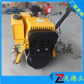 YL600S柴油单轮手扶小型压路机  600型单钢轮压路机