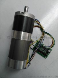 60MM直径无刷行星减速电机