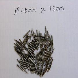 直径1.5MM长15MM离子放电针|钨针。